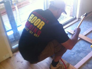 Affordable Floor Sanding