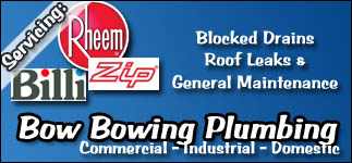 Bow Bowing Plumbing Services Pty Ltd