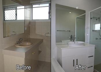 Bathroom Renovations Hawkesbury tiling services bathroom renovations