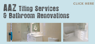 AAZ Tiling Services & Bathroom Renovations