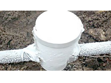 Quick Freeze - Pipe Freezing