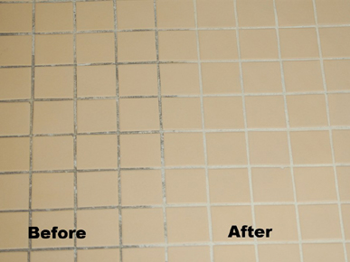 Restore Tile Cleaning & Sealing