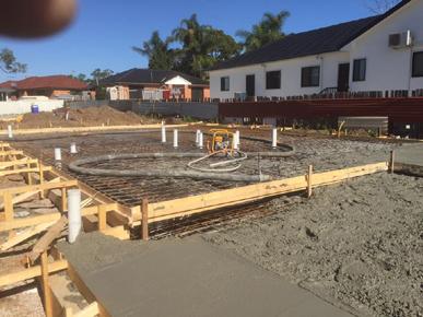 Concrete Pumping Penrith