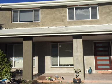 Cement Rendering Central Coast