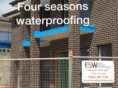 Four Seasons Waterproofing