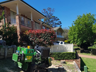 Stump Grinding Central Coast & Tree Services
