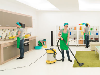 Homeclean - Cleaning Contractors