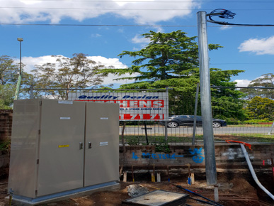 Transcom Services Level 2 Electrician