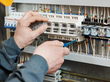 Energized Electrical & Communications