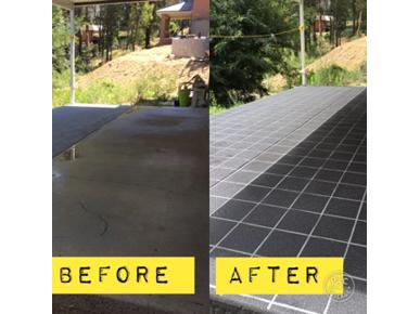 D&J Concrete Resurfacing & Landscaping