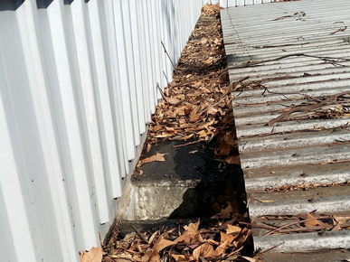 Paul's Gutter Cleaning