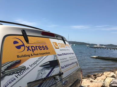 Express Building & Pest Inspections Umina Beach