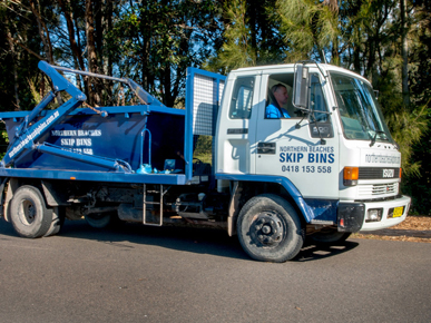 Northern Beaches Skip Bins