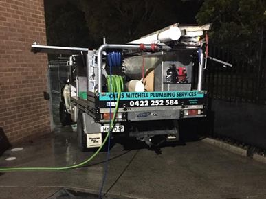 Chris Mitchell Plumbing Service - 24 Hour Plumbers