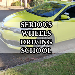 Serious Wheels Driving School
