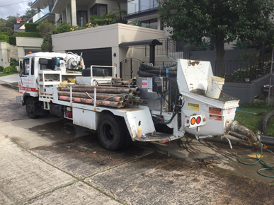 BF Concrete Pumping & Bricklaying Service