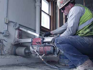 Beton Concrete Cutting Services