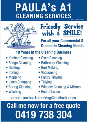 Paula's A1 Cleaning