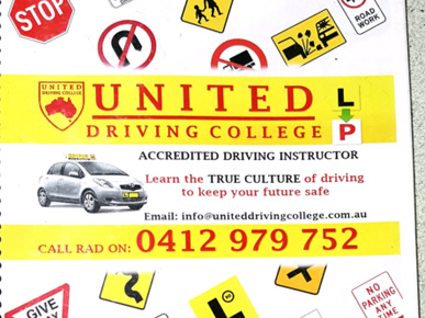 United Driving College