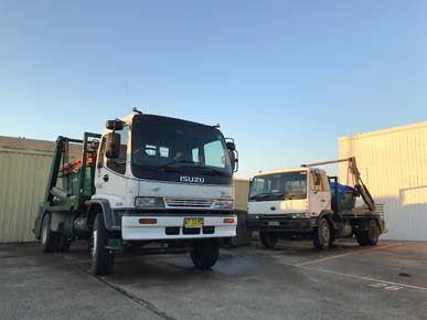 On The Dot Skips - Westmead