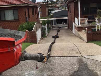 Manup Concrete Pumping