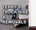 Terry's Truck Hire & Removals