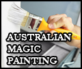 Australian Magic Painting