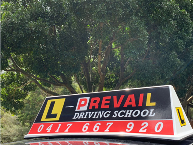 Prevail Driving School
