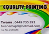 Equality Decorating & Painting