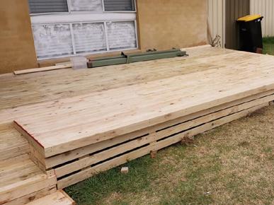 Handyman Can Fix It - Handyman, Painting & Deck Construction Services