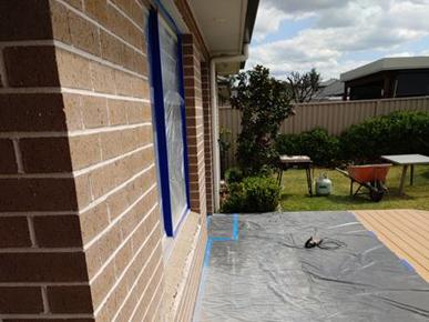Pro Coat Application - Cement & Acrylic Rendering