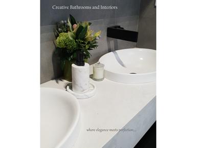 Creative Bathrooms & Interiors