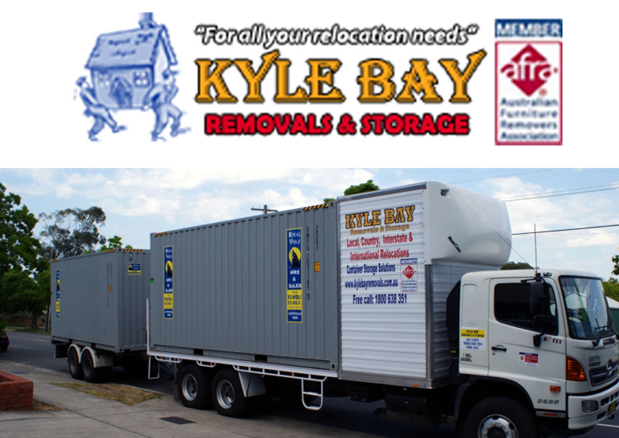 KYLE BAY REMOVALS STORAGE