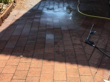 Nyna High Pressure Bricks Cleaning Service