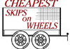 CHEAPEST SKIPS ON WHEELS - Domestic Household Rubbish Removal Specialist