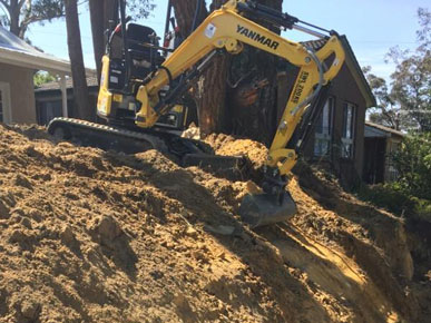 Sydney West Hire Pty Ltd - Excavator & Bobcat Hire & Contractor