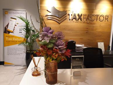 The Tax Factor Parramatta