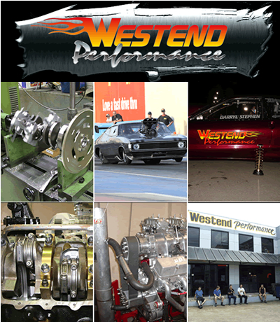 WESTEND PERFORMANCE PTY LTD
