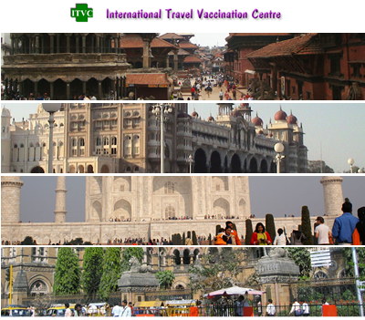 INTERNATIONAL TRAVEL VACCINATION CENTRE