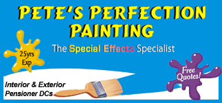 PETE'S PERFECTION PAINTING SERVICES NSW PTY LTD