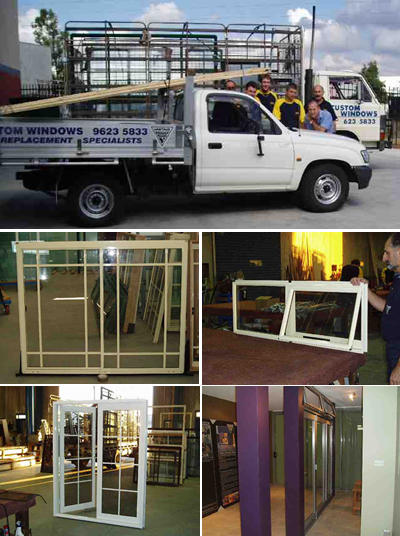 CUSTOM ALUMINIUM WINDOWS THE WINDOW SPECIALISTS