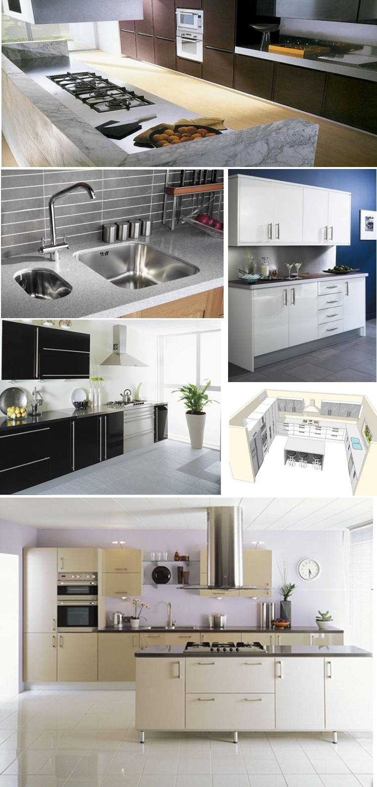 URBAN STYLE KITCHENS