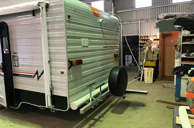 Caravan Repairs Sydney