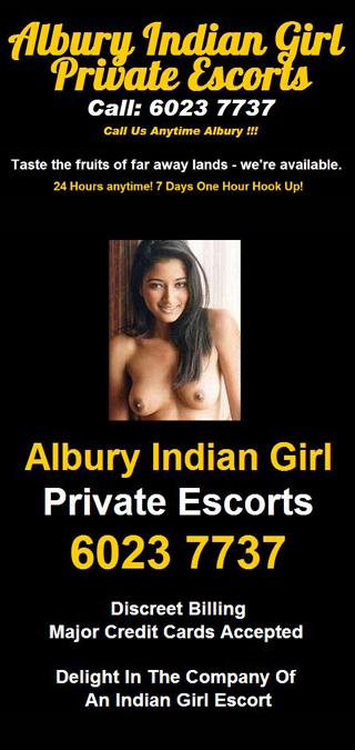 Albury Bollywood Escorts