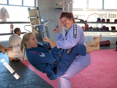 Lange's MMA