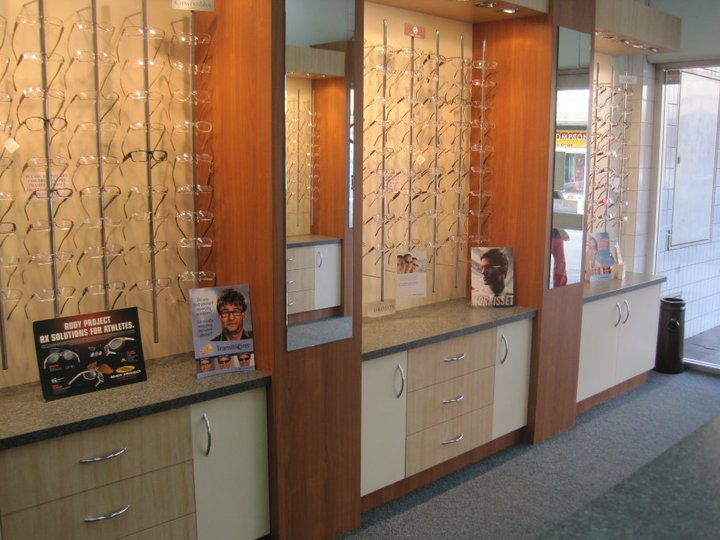 Optometrist Ryde