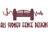 ALS SYDNEY FENCE DESIGNS