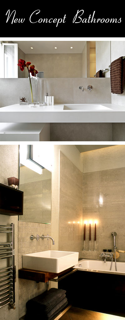 NEW CONCEPT BATHROOMS