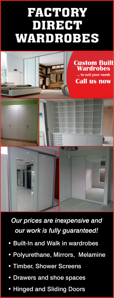 Factory Direct Wardrobes