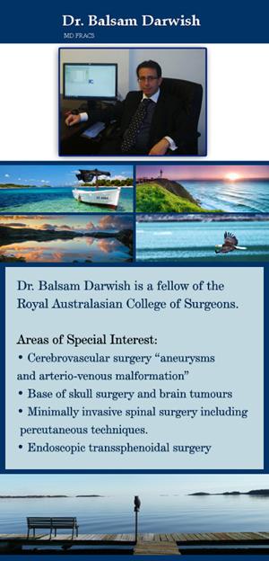 Sydney Neurosurgeon